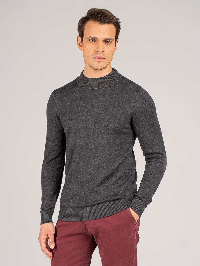 Джемпер мужской М501 Dark grey