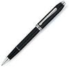 Cross Townsend - Black Lacquer Rhodium Plated, ручка-роллер, M, BL