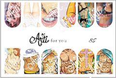 Слайдер наклейки Arti for you №85