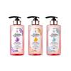 Гель для тела MERBLISS Wedding Fragrance Body Wash 500ml (3types) 3 вида