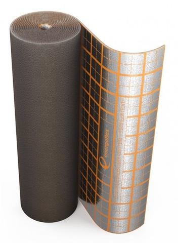 Energofloor Compact 20 м2 - 5/1,0-20, толщина 5 мм, ширина 1 м, длина 20 м, рулон