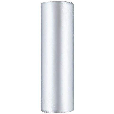 Пакет фасовочный ПНД 25х40 см 10 мкм (500 штук в рулоне, на втулке)