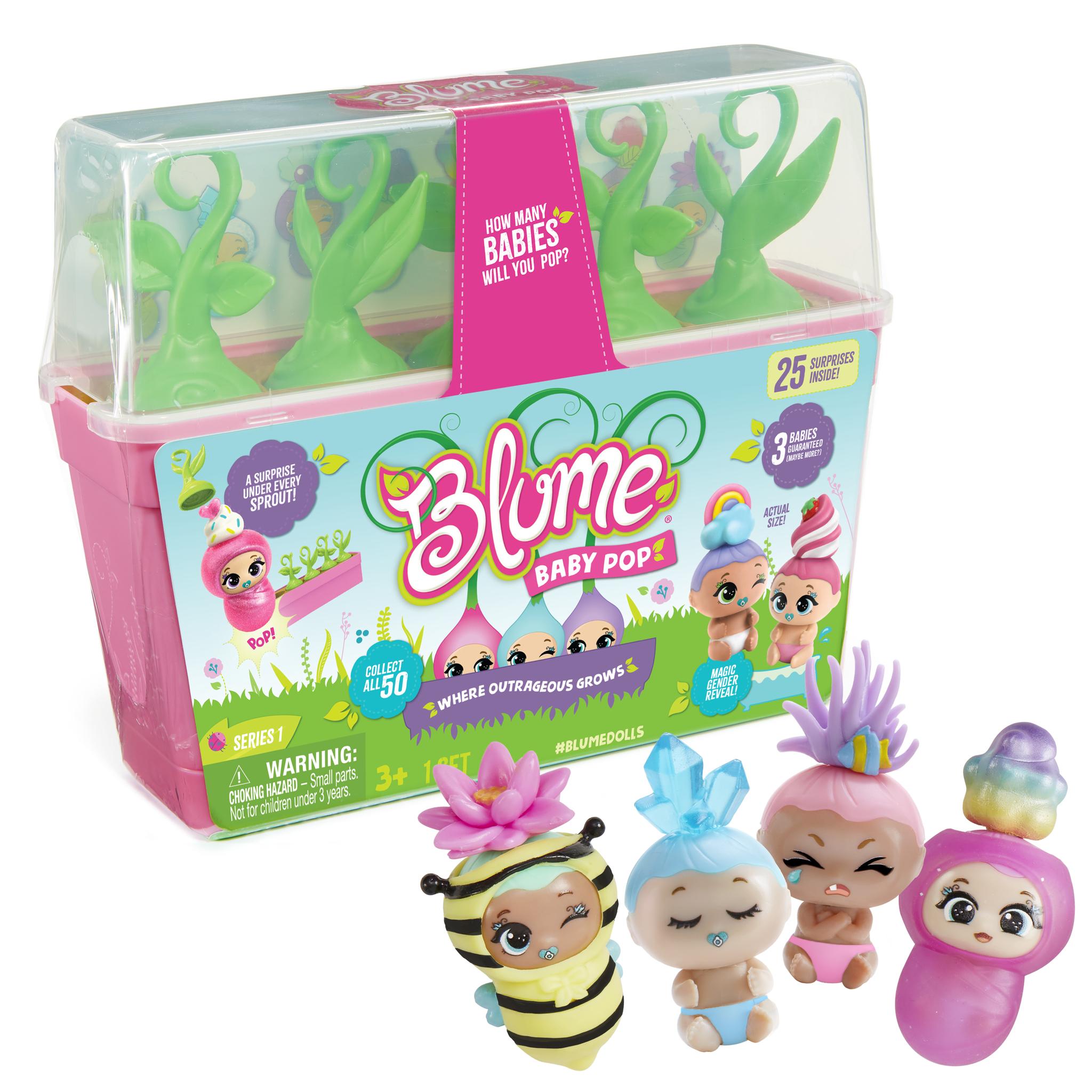 Blume baby pop 1 - первая серия