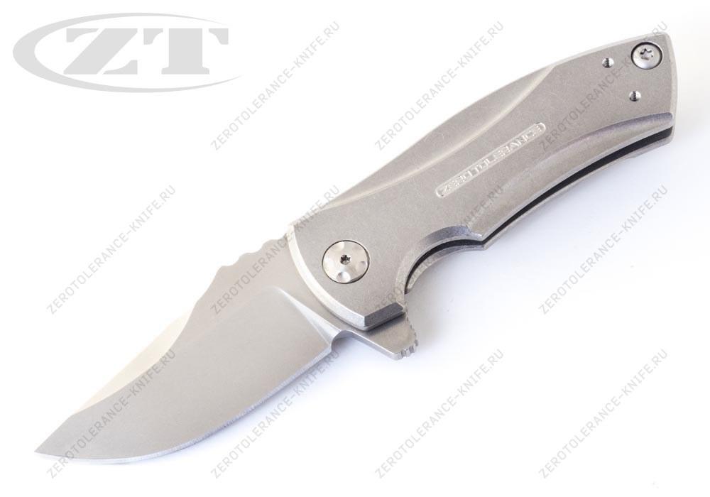 Нож Zero Tolerance 0900 Les George