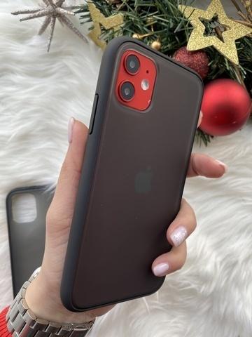 Чехол iPhone 12 /5,4''/ Gingle series /black/