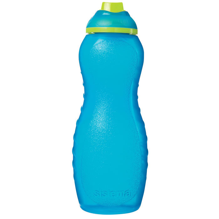 """Бутылка для воды Sistema """"Hydrate"""" 700 мл, цвет Голубой"""