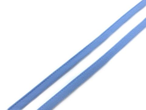 Ворсовая тесьма под каркасы голубое небо (цв. 3090) 50 метров