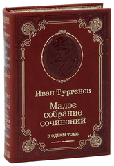 Тургенев. Малое собрание сочинений