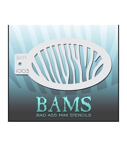 Трафарет BAMS 1003