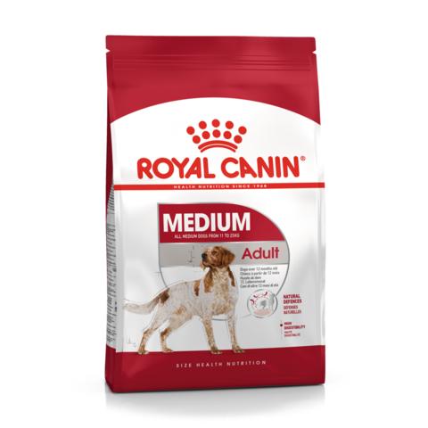 Royal Canin Medium Adult 15 кг для собак средних пород
