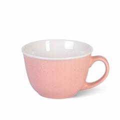 6083 FISSMAN Кружка 500мл, цвет Розовый (керамика)