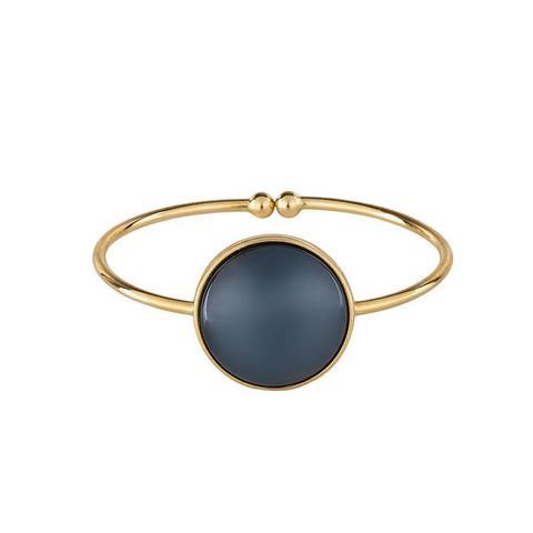 Браслет Pearl Black Agate C1374.4 BW/G