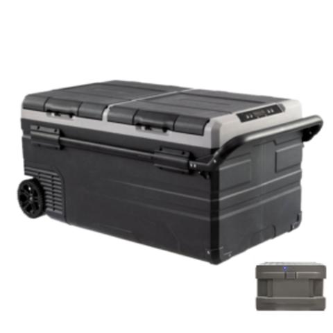 Компрессорный автохолодильник ALPICOOL ETWW75 (75 л.) 12-24-220В
