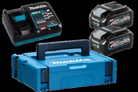 Набор из аккумуляторных батарей и зарядного устройства Makita PSK MKP1G002