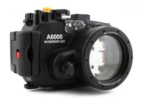 Meikon A6000 16-50 подводный бокс для Sony Alpha A6000 Kit + 16-50