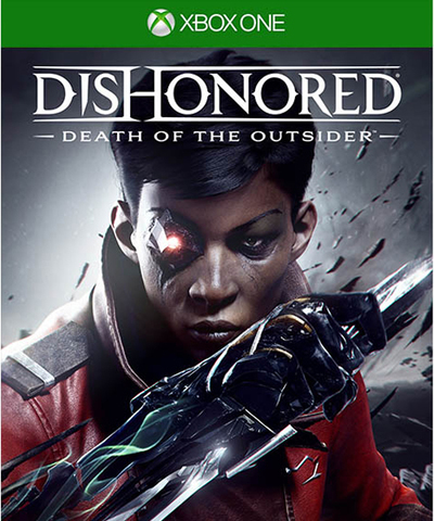 Dishonored: Death of the Outsider (Xbox One/Series X, русская версия)