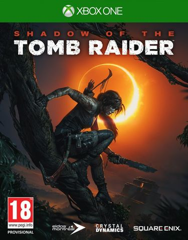 Shadow of the Tomb Raider (Xbox One/Series X, русская версия)