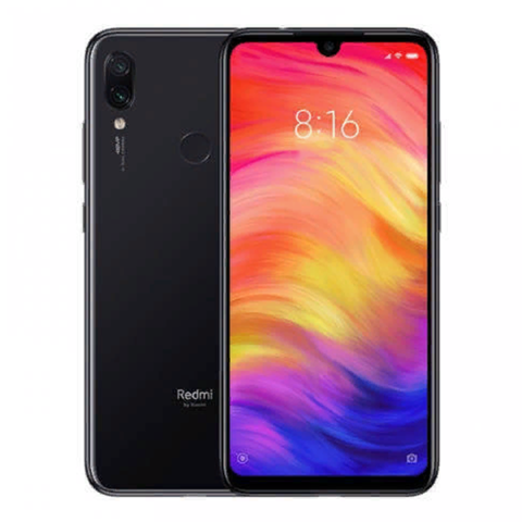Смартфон Xiaomi Redmi Note 7 3/32Gb Black EU (Global Version)