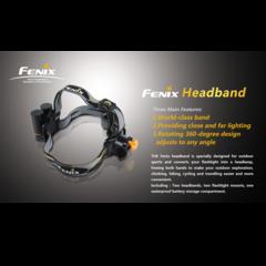 Крепление для фонарей на голову Headband
