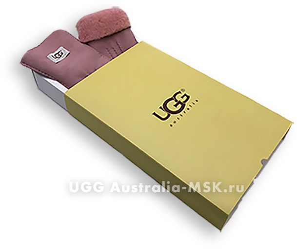UGG Women's  Glove Three Rays Pink
