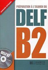 DELF B2 Livre+CD