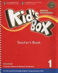 Kid's Box UPDATED Second Edition 1 Teacher's Book