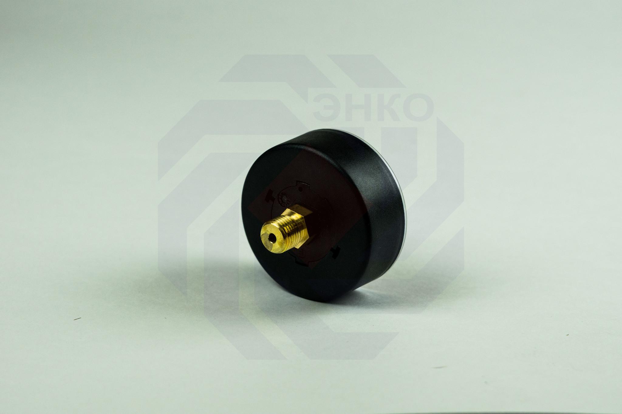 Манометр аксиальный WATTS MDA 63/6 (F+R100) 0-6 бар 63 мм ¼