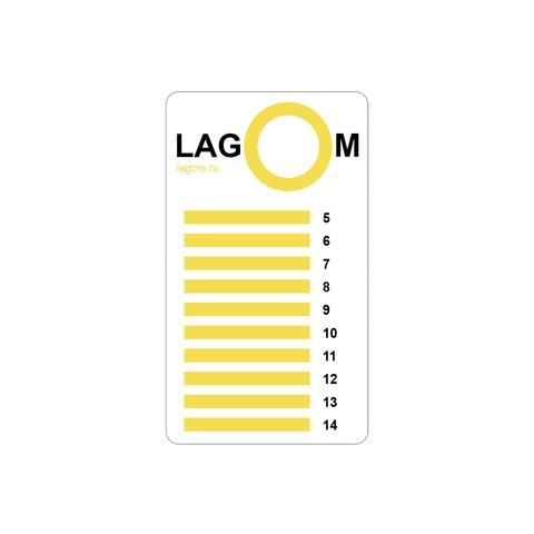 Планшет для ресниц LAGOM