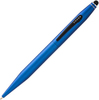 Cross Tech2 - Metallic Blue, шариковая ручка со стилусом, M, BL