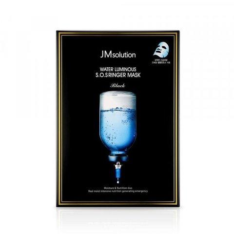 JM Solution Water Luminous SOS Ringer Mask 35ml x 10ea