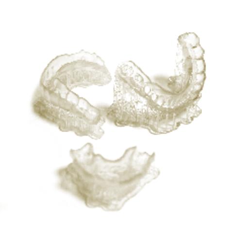 Фотополимер HARZ Labs Dental Clear, прозрачный (500 гр)
