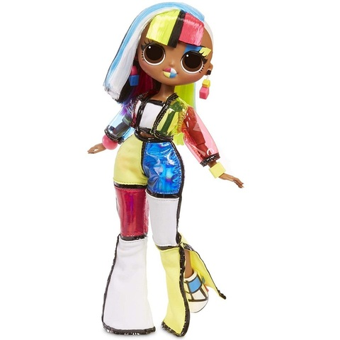 Светящаяся кукла Энжелс ЛОЛ ОМГ Лайтс