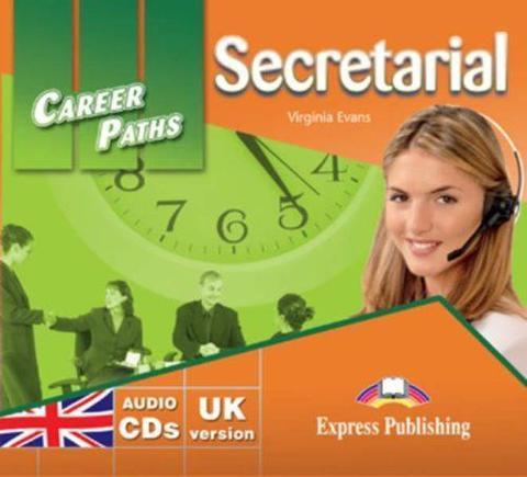 Secretarial. Class Audio CDs (set of 2).  Аудио CD (2 шт.)