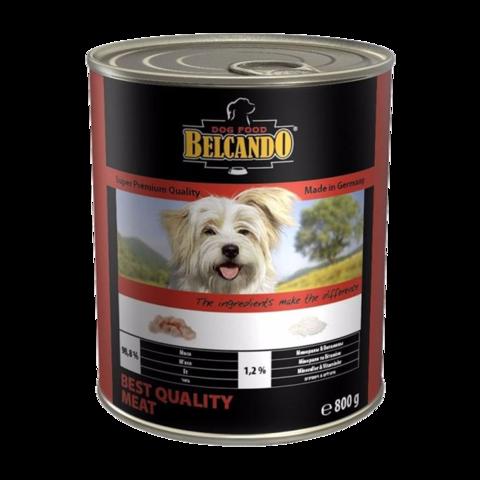 Belcando Quality Meat Консервы для собак с мясом