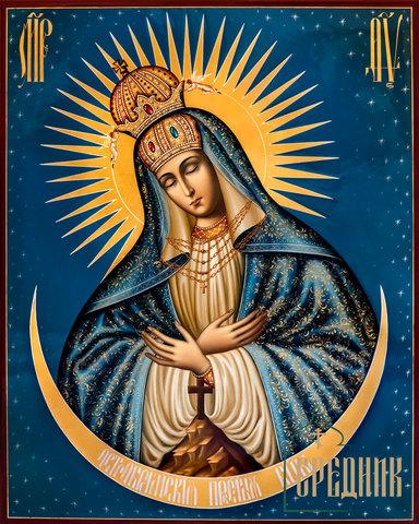 Икона Божией Матери Остробрамская