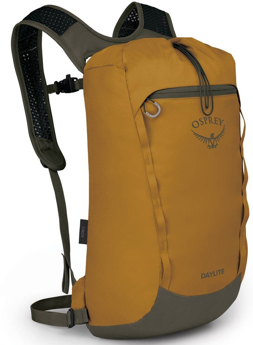 Городские рюкзаки Рюкзак городской Osprey Daylite Cinch Pack 15 Teakwood yellow Daylite_Cinch_S21_Side_Teakwood_Yellow_web.jpg