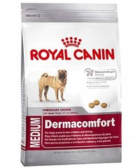 Royal Canin Medium Dermacomfort 10кг.