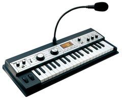 Синтезаторы и рабочие станции Korg Microkorg XL