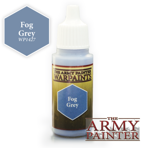 War Paints: Fog Grey