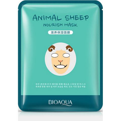 Маска для лица Animal Face Sheep, 30гр