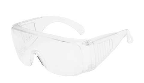 Пластиковые защитные очки. Аритикул ЗО2