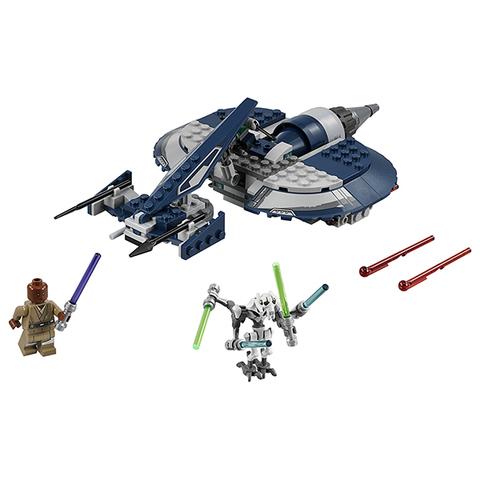 LEGO Star Wars: Боевой спидер генерала Гривуса 75199 — General Grievous' Combat Speeder — Лего Стар ворз Звёздные войны