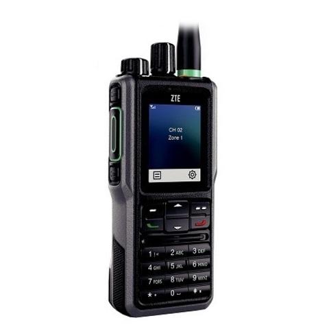 Портативная УКВ DMR радиостанция ZTE PH790L (basic vers V)