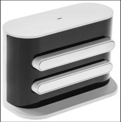 Робот-пылесос Xiaomi Mijia LDS Vacuum Cleaner (Vacuum Mop P) Black (Черный)