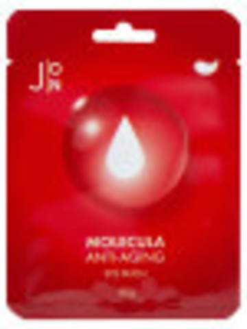 J:ON НАБОР Тканевые патчи для глаз АНТИВОЗРАСТНЫЕ Molecula Anti-Aging Eye Patch, 20 шт * 12 гр