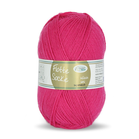 Rellana Flotte Socke Uni 6-fach (2134) купить