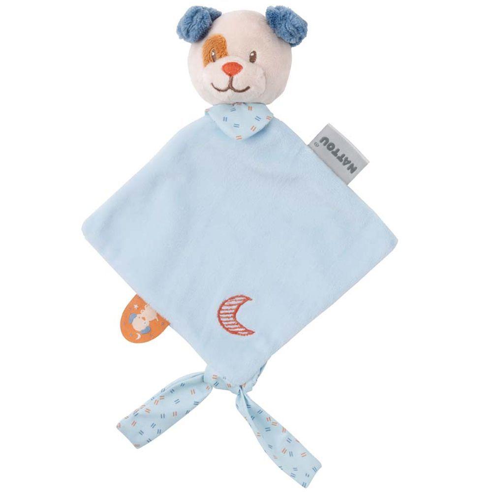 Мягкая игрушка Nattou Doudou малая Jim & Bob Собачка
