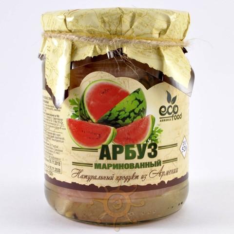 Арбуз маринованный Ecofood, 520г