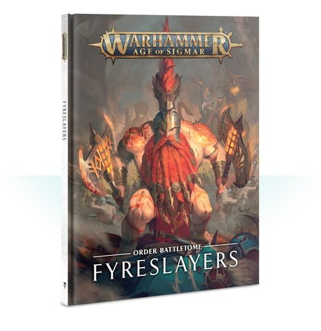 BATTLETOME: FYRESLAYERS (HB)