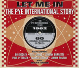 Сборник / Let Me In - The Pye International Story 1962 (3CD)